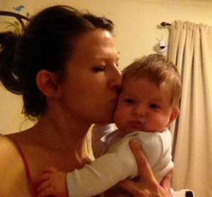 Henri - 3 months & loving life
